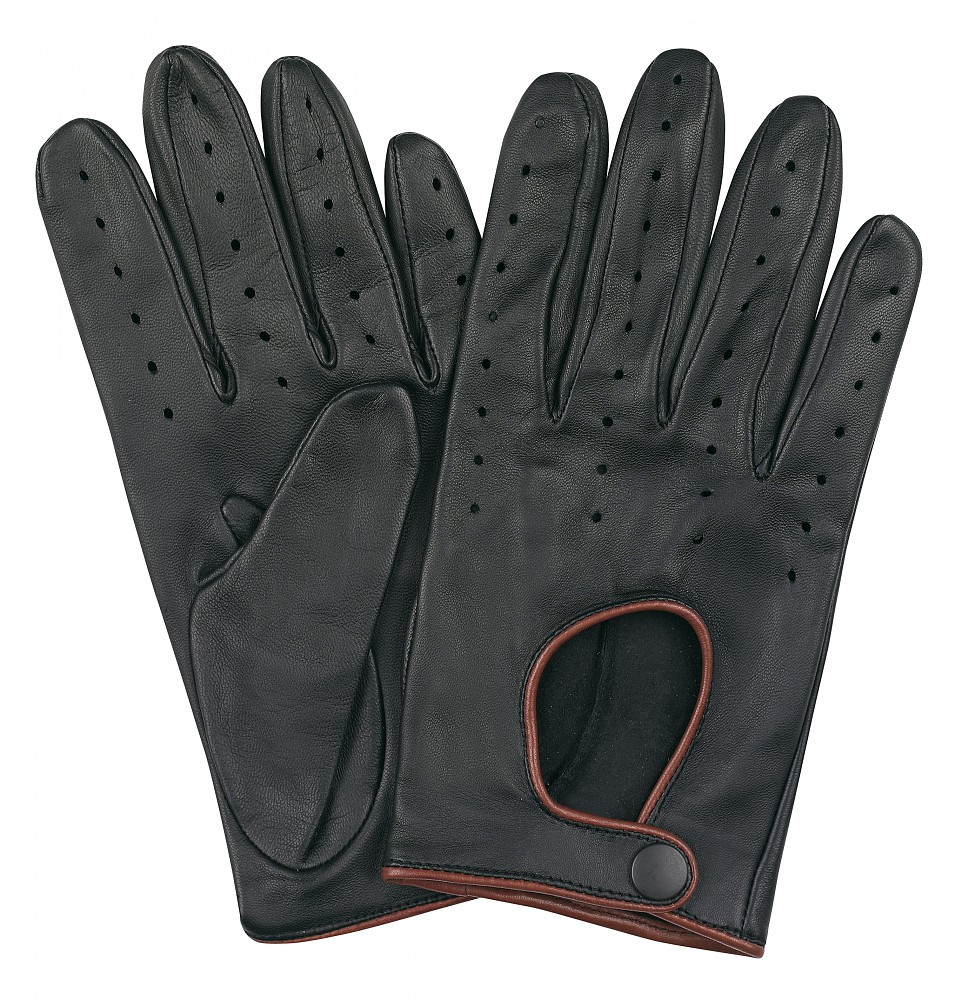 Driving gloves styleforum - Leather Gloves