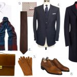 Man on the Move, Paris: A Menswear Outfit