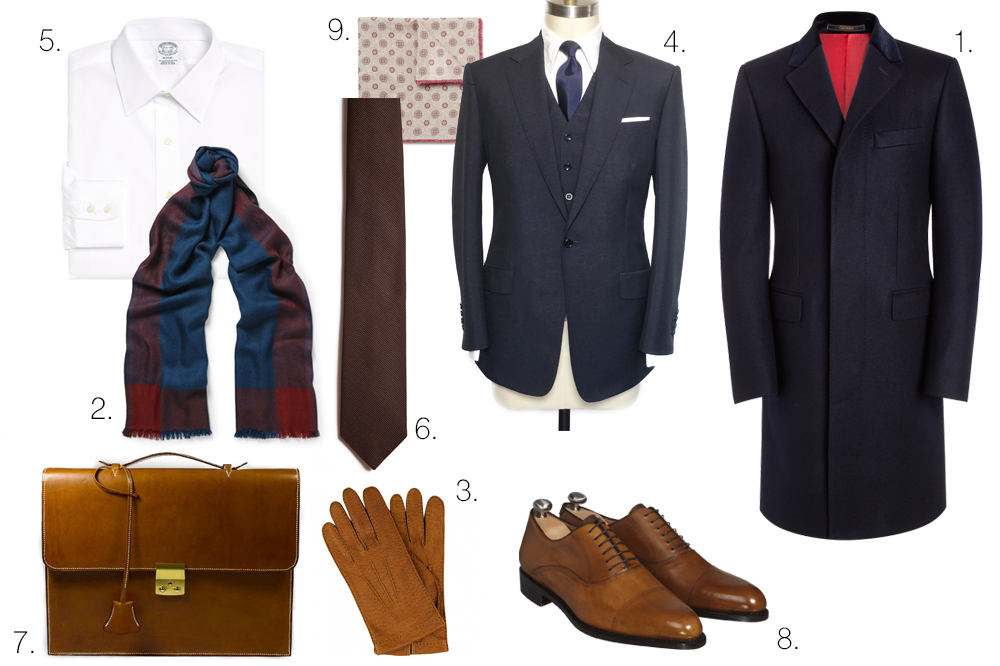 menswear outfit