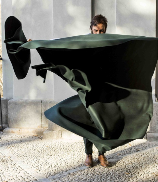 sastreria 91 pitti uomo 91 how to wear a cape
