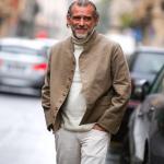dress like an italian