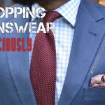 Shopping Menswear Consciously