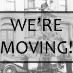 Big news: we're moving!
