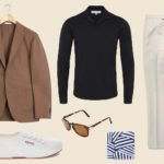 How to Wear Sneakers with a Sport Coat This Summer