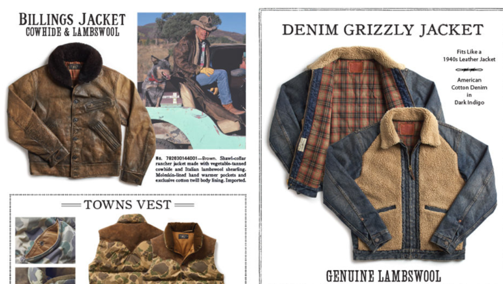 RRL double RL styleforum styleforum's most popular brands styleforum