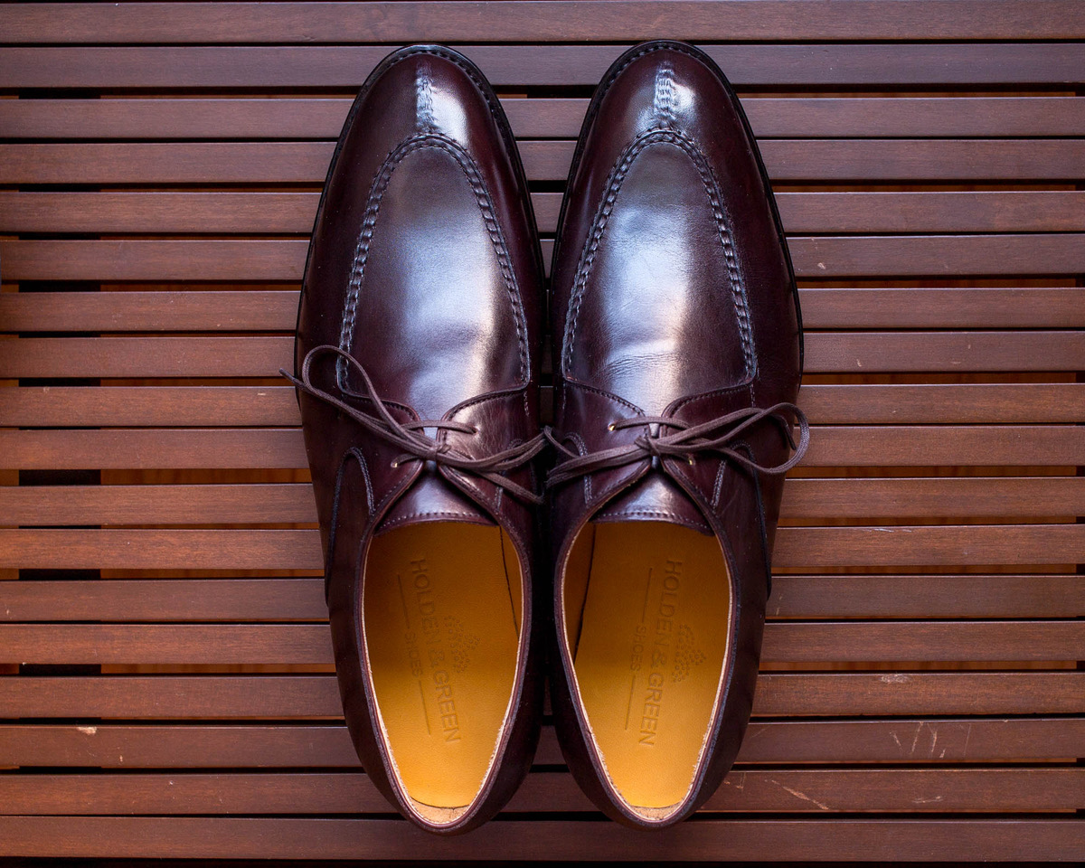 holden green shoes review styleforum