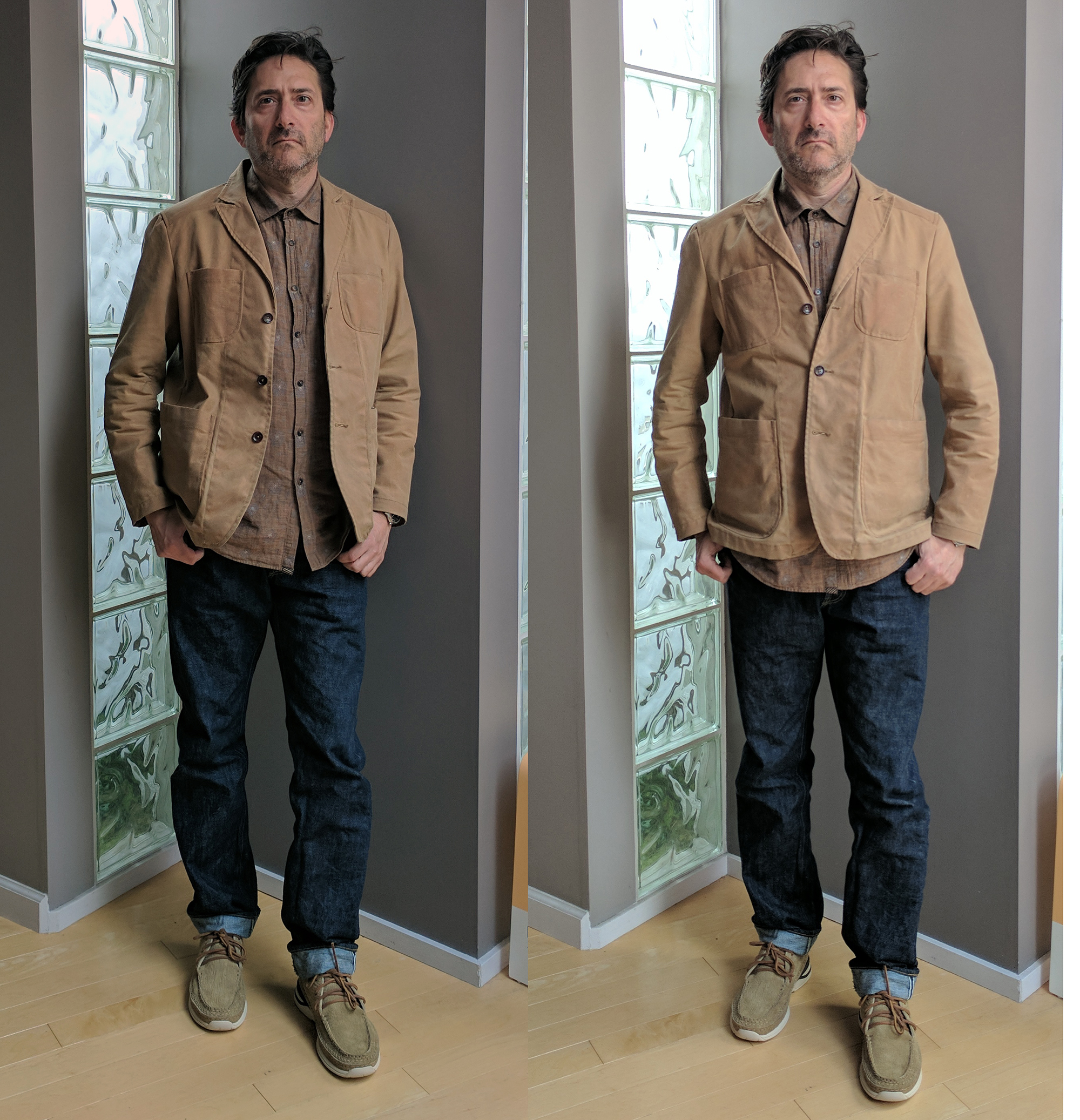 dress well while losing weight