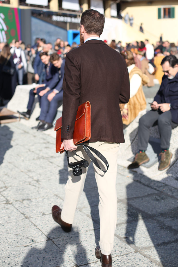 pitti uomo 93 streetstyle outfits menswear