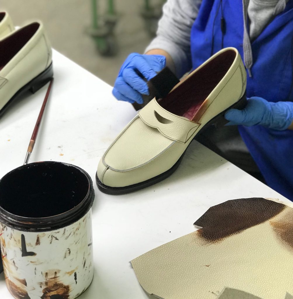 cobbler union goodyear welt shoes leather made in spain