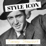 Style Icons: Jimmy Stewart