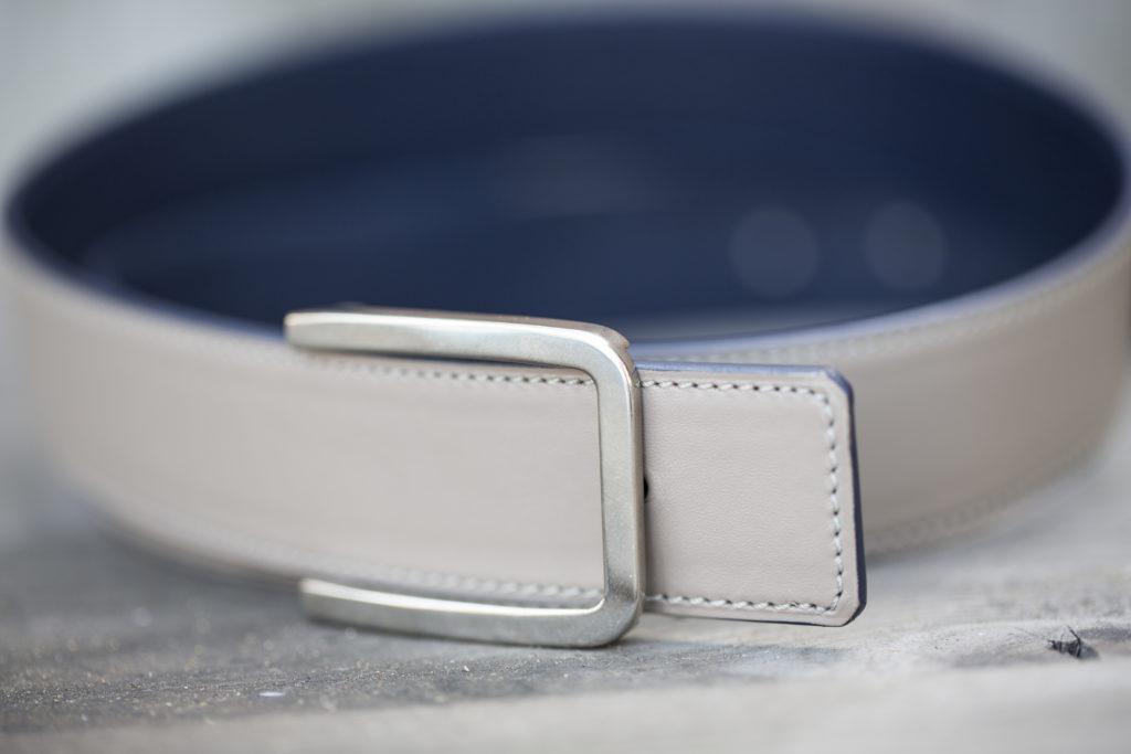 atelier bertrand leather belt reversible quality