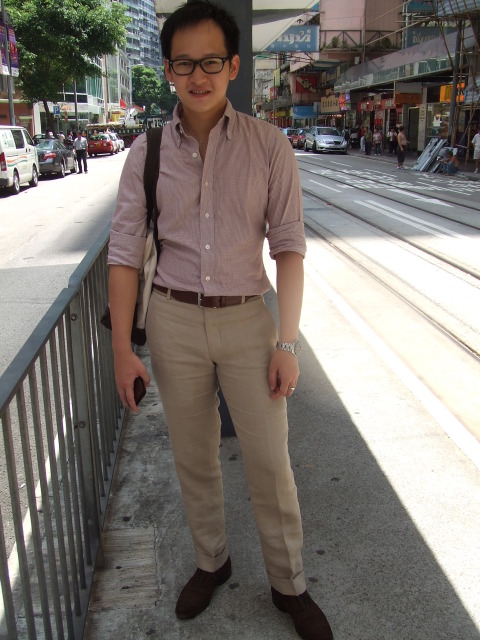 business casual wardrobe