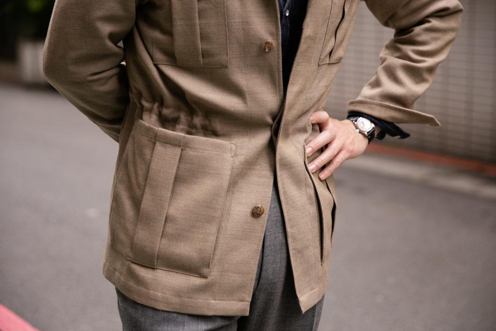 Anthology safari jacket