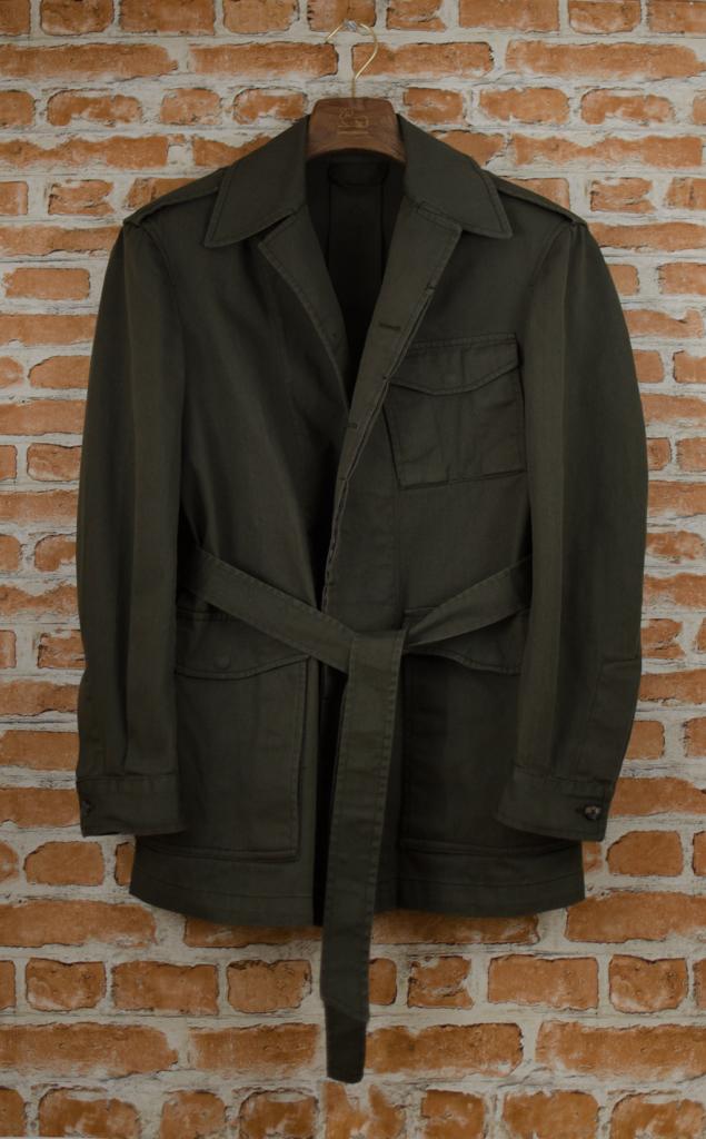 Lopez Aragon review safari jacket